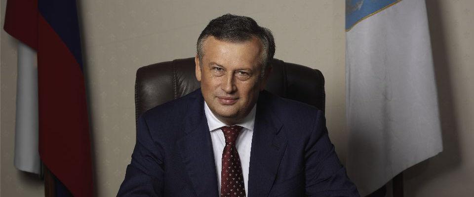 Поздравление с Днём Победы от губернатора Ленинградской области Александра Дрозденко
