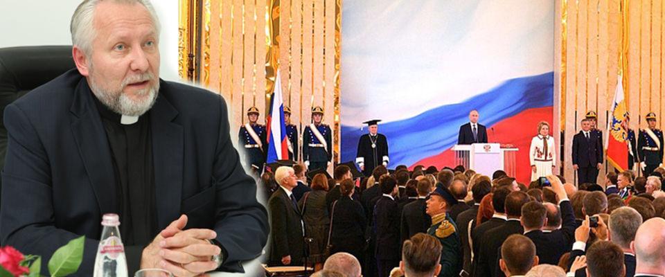 Епископ Сергей Ряховский: «Надеюсь, чиновники в регионах услышат Президента»