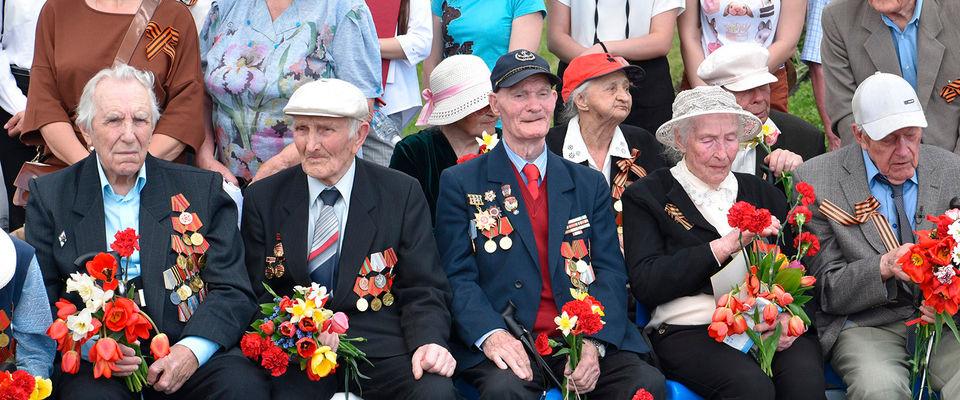 В Пензе христиане провели благотворительную акцию для ветеранов