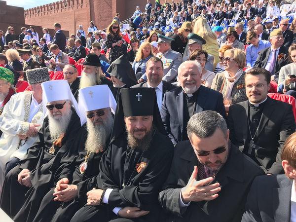 Епископ Сергей Ряховский: «Это по-настоящему общая Победа»