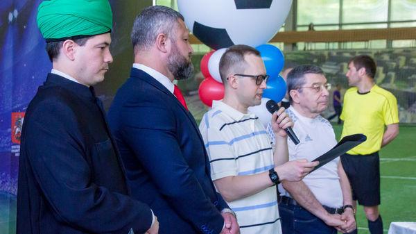 Межконфессиональный турнир по футболу предварил чемпионат мира