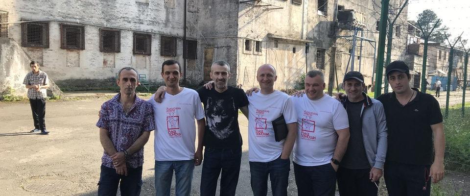 Священнослужители РОСХВЕ из Москвы и Сухума посетили заключенных в Абхазии