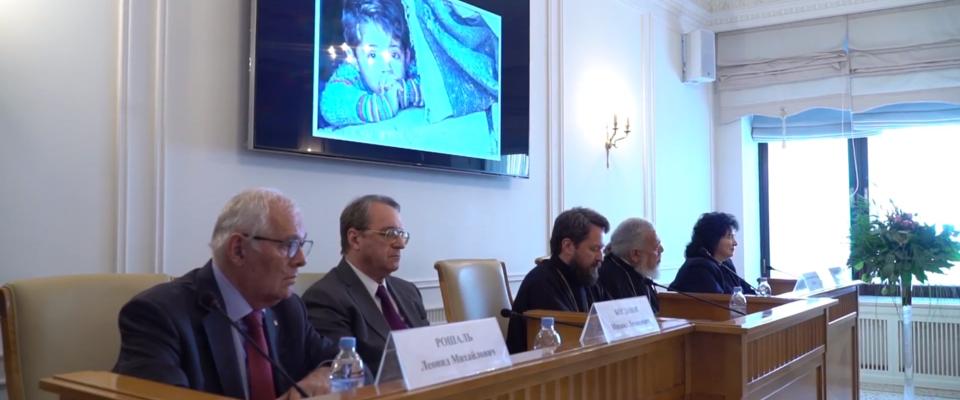 Епископ Сергей Ряховский: «Раненным сирийским детям нужна помощь»