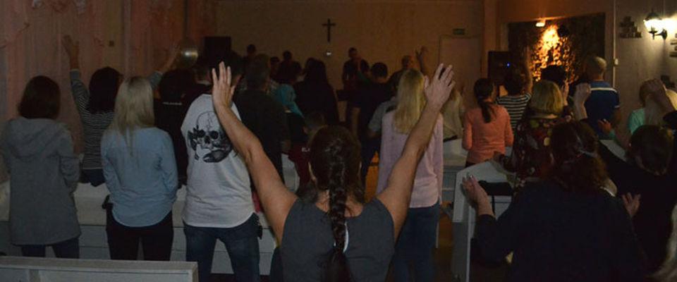 Пензенские протестанты приняли участие в Общероссийском посте и молитве «О вразумлении противников»