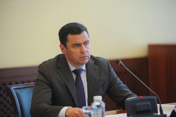 Епископ Андрей Дириенко принял участие в заседании Координационного совета по вопросам межнациональных отношений