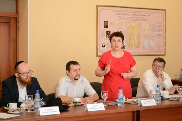 Главы религиозных конфессий и власти Пензы обсудили вопросы образования