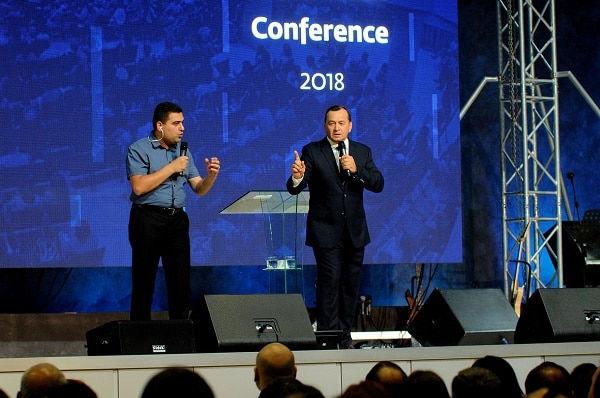 Ежегодная конференция церкви «Слово Жизни» в Армении: «Во Христе нет страха перед людьми»