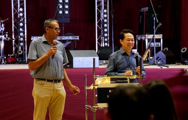 23 Байкальская Лидерская Конференция Веры прошла в Улан-Удэ