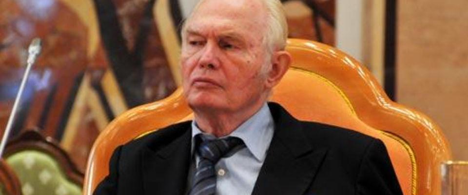 Памяти Валерия Ганичева: «Ушел не просто писатель, а настоящий патриот страны и искренне верующий человек»