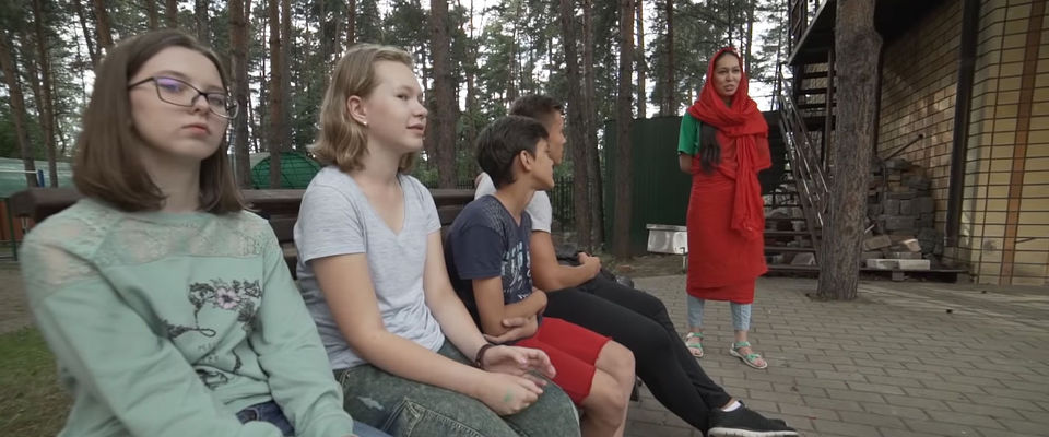 Московская церковь «Благая весть» провела лагерь для подростков «Остров свободы»