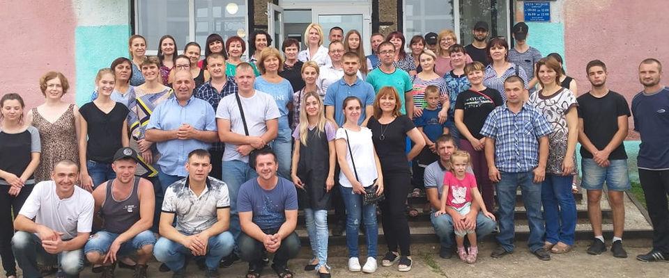 Христиане Амурской области провели благотворительную программу перед началом учебного года