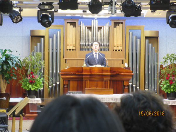 Корейские записки пастора Игоря Голоскубова