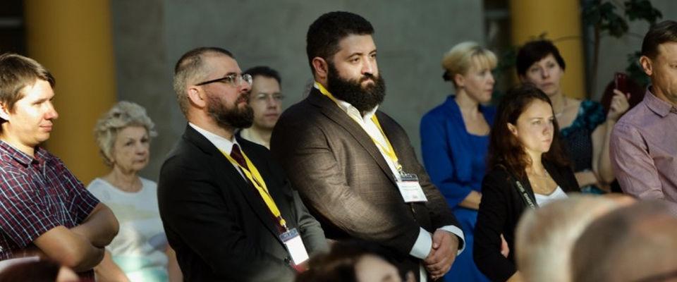 Епископ Константин Бендас посетил открытие выставки «Беларусь и Библия» в Минске