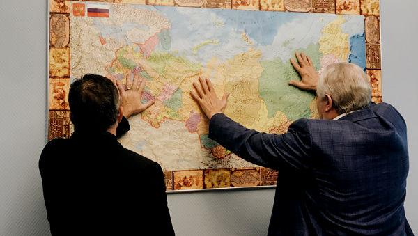 Епископ Сергей Ряховский принял участие в съемках документального фильма TBN «The State of Faith»