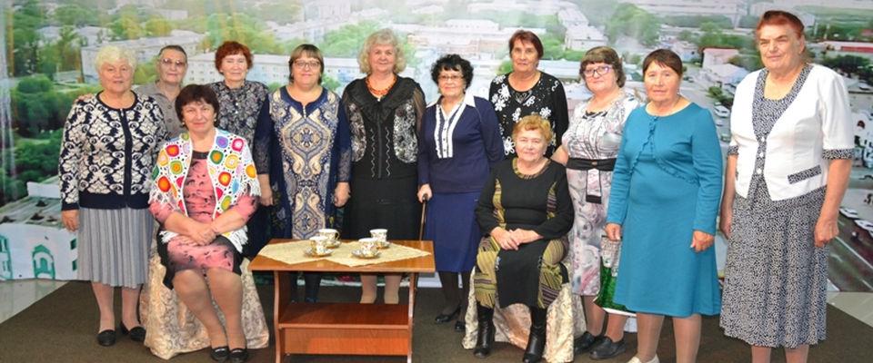В Белогорске поздравили пожилых людей с праздником