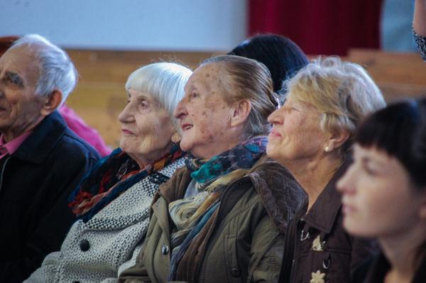 Праздник для пожилых людей провели в калужской церкви «Слово жизни»