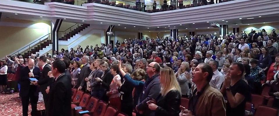 Конференция «Призван служить» собрала более 700 служителей