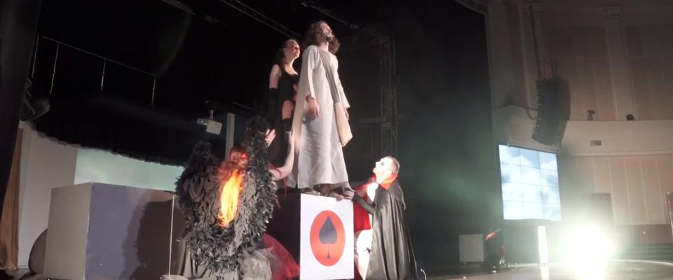 Спектакль «Сын» впервые будет представлен в Москве на Малом Соборе РОСХВЕ – 2018