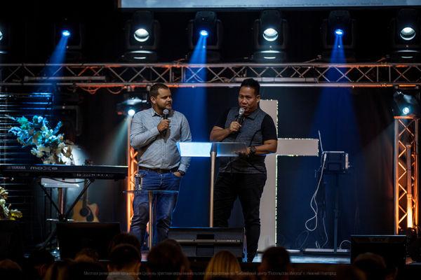 Конференция по Видению G12 в Нижнем Новгороде собрала 800 человек