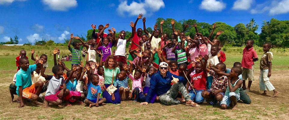Миссионеры церкви «Краеугольный камень» проповедовали Евангелие в мусульманском районе Кении