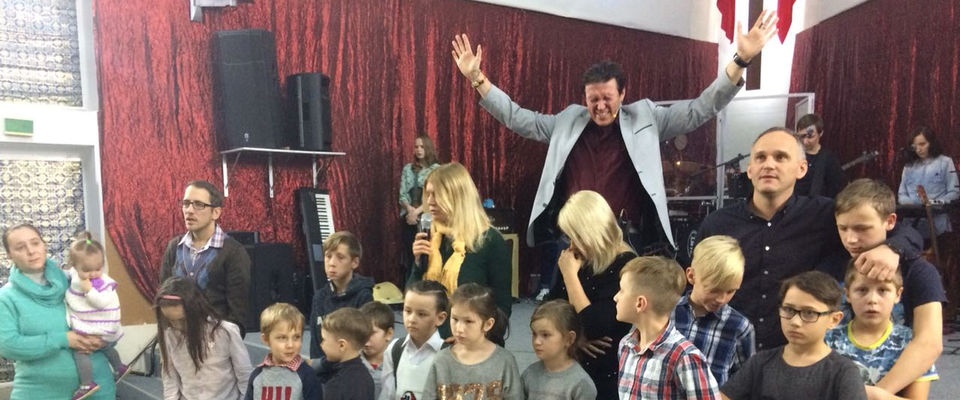 Всемирный день молитвы за сирот в Кемерово