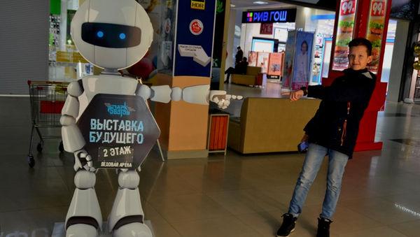 Белогорская церковь «Новое поколение» устроила праздник для детей