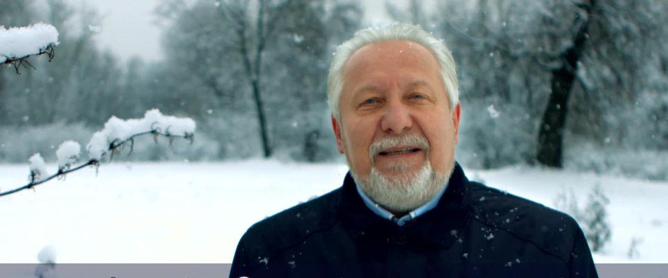 Поздравление епископа Сергея Ряховского с Рождеством Христовым!