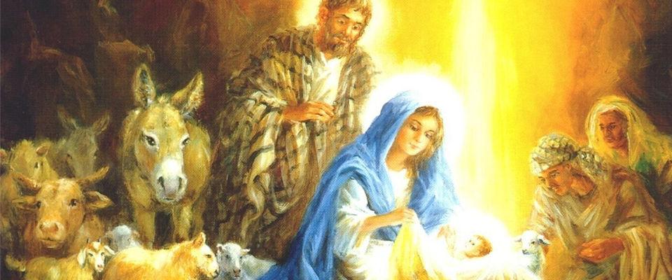 Поздравление с Рождеством Христовым и Новым годом от Президента Союза Христианских Пресвитерианских Церквей А.И. Балаева