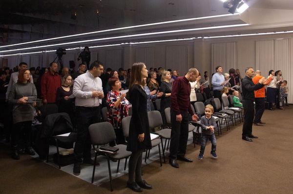 Церковь «Новое поколение» г. Благовещенска отметила Рождество