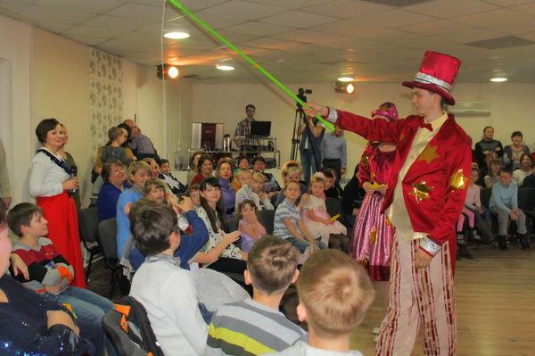 Рождественская театральная постановка «Ты особенный» прошла в Когалыме