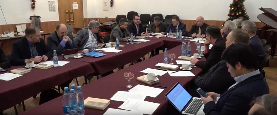 В Москве прошло 80-е заседание Консультативного совета глав протестантских церквей России