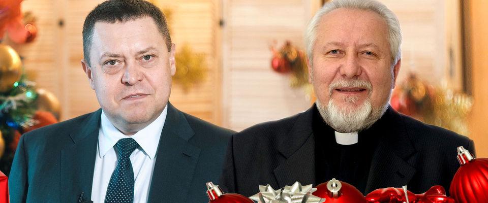 Совместное рождественское поздравление начальствующих епископов РЦХВЕ и РОСХВЕ