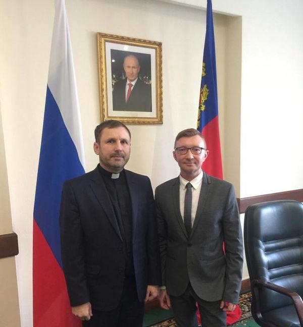 Епископ Олег Новоторжин вошел в состав межконфессионального совета при Губернаторе