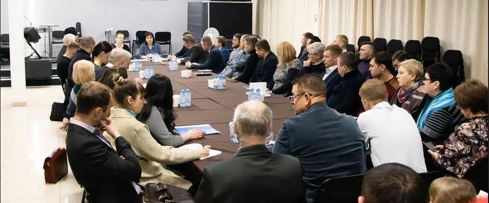 В Барнауле обсудили межцерковное сотрудничество и государственно-конфессиональные отношения