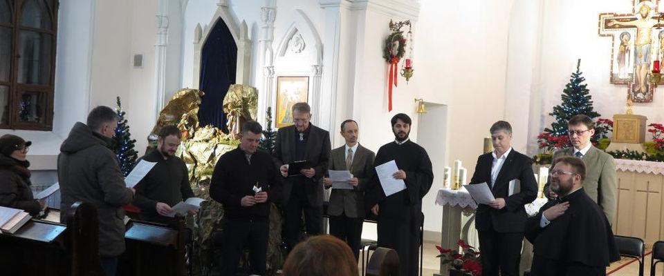 Во Владимире состоялась первая межконфессиональная молитва за единство