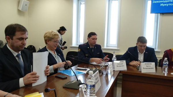 Инициатива проведения «Семейного марша» поддержана Межконфессиональным советом Иркутской области