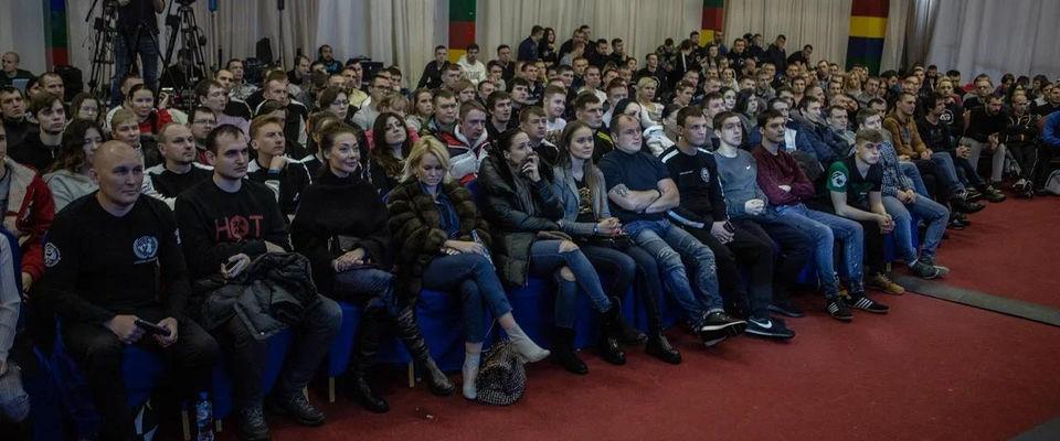 Сотрудники фонда «Независимость» посетили Международный антинаркотический лагерь