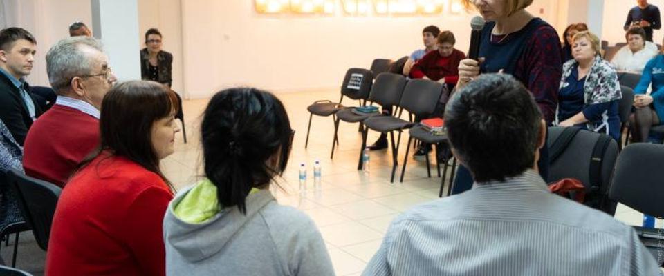 В Нижнем Тагиле прошёл семинар «Сценарии развития будущего в городе»