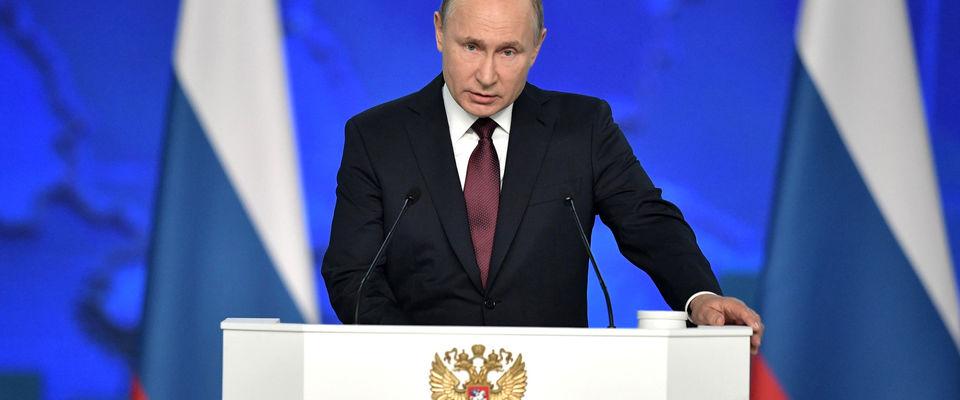 Президент дал поручение по «Закону Яровой»