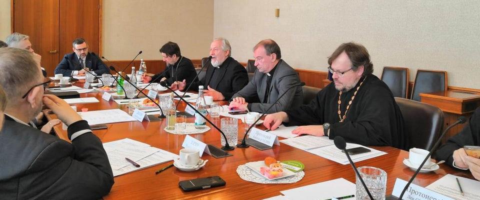 Заседание Комиссии по вопросам гармонизации межнациональных и межрелигиозных отношений состоялось в Москве