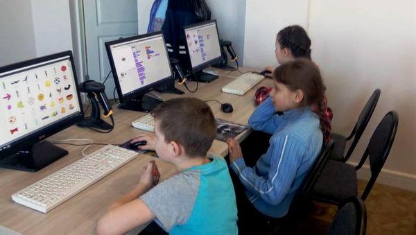 Церковь «Новое поколение» провела школу программирования для школьников