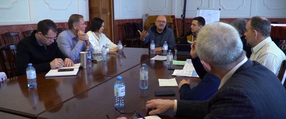 Заседание рабочей группы по ведению иудейско-христианского диалога прошло в Москве