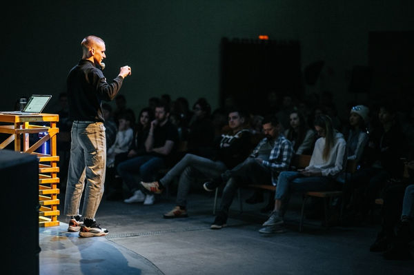 Молодёжная конференция Dream in Action в Калуге прошла в 10 раз