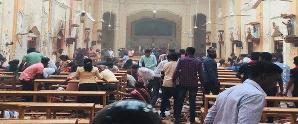 Епископ Сергей Ряховский: Взрывы в Шри-Ланке, это удар не по христианам, а по всему человечеству