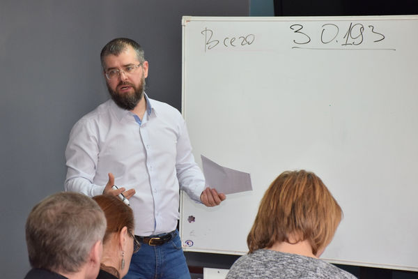 Епископ Константин Бендас провёл пасторский семинар в Ростове