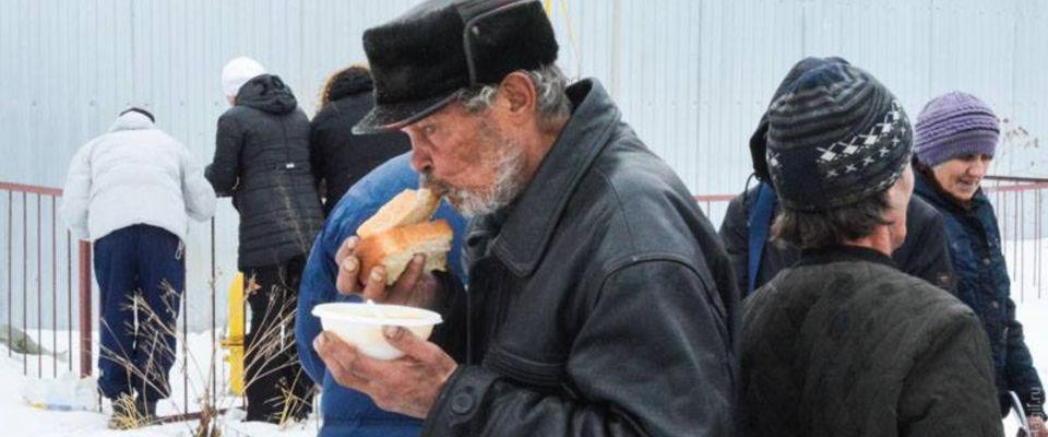 4370 «Тарелок добра» раздали волонтёры за первый квартал 2019 года