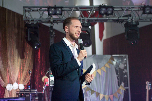 В праздник Светлой Пасхи в Кемерово прошло евангелизационное служение