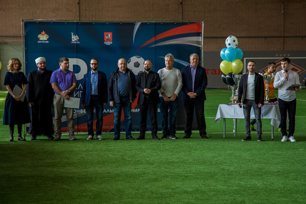 Праздник спорта, здорового образа жизни и дружбы московских конфессий