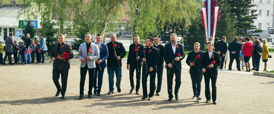 Христиане Барнаула почтили память павших воинов