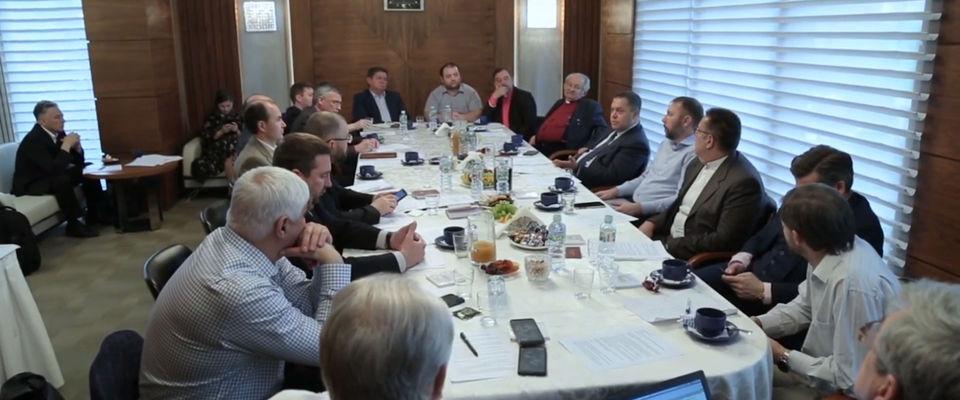 Консультативный совет глав протестантских церквей России провёл 81-е заседание